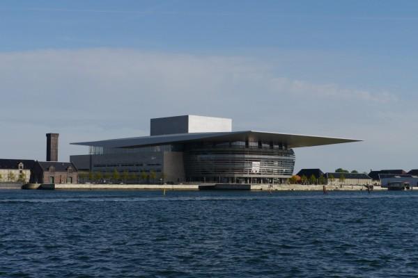 Die neue Oper in Kopenhagen