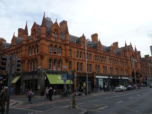 Dublin alter Markt