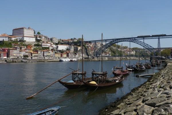 Brücke über den Douro