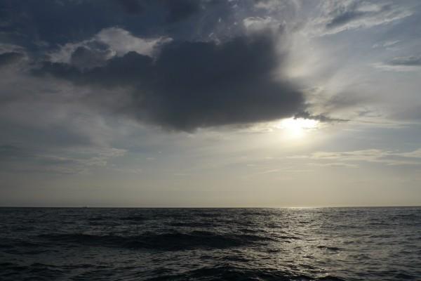 Sturm im Anmarsch
