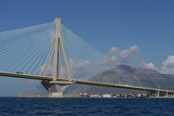 Brücke von Rio nach Antirion
