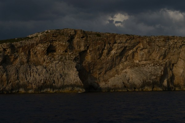 Felsen vor Pylos