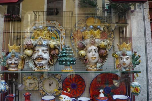 Keramikköpfe
