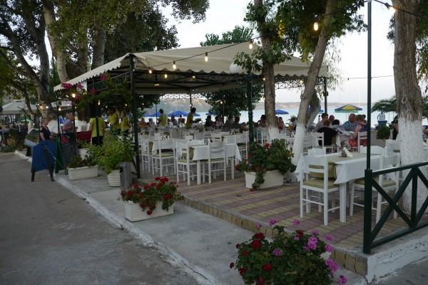 Taverne in Katelios