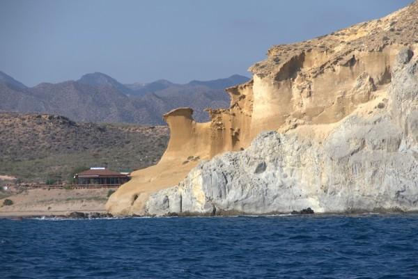 Küste zwischen Cartagena und Almeria
