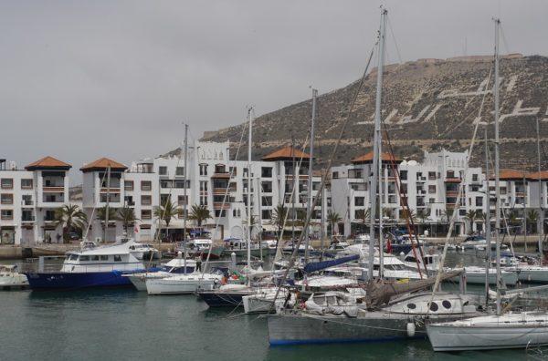 Hafen Agadir