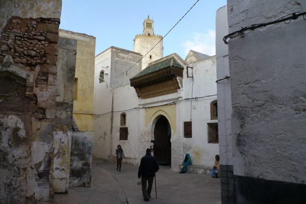 Moschee im Portugieserviertel